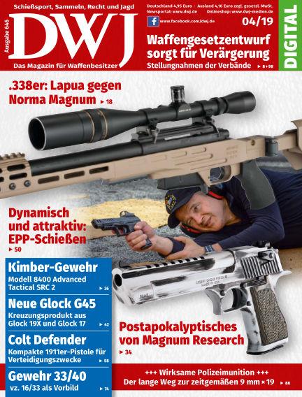 DWJ - Das Magazin für Waffenbesitzer March 20, 2019 00:00