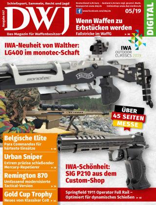 DWJ - Das Magazin für Waffenbesitzer 05/19