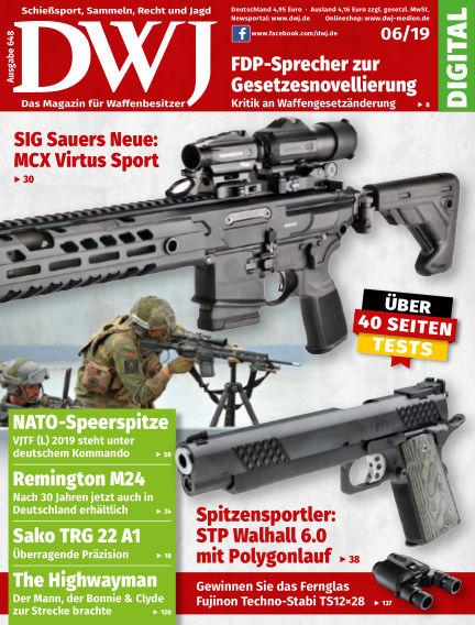 DWJ - Das Magazin für Waffenbesitzer May 22, 2019 00:00