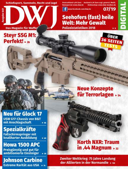 DWJ - Das Magazin für Waffenbesitzer June 19, 2019 00:00