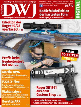 DWJ - Das Magazin für Waffenbesitzer 08/19