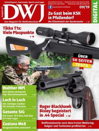 DWJ - Das Magazin für Waffenbesitzer 09/2019
