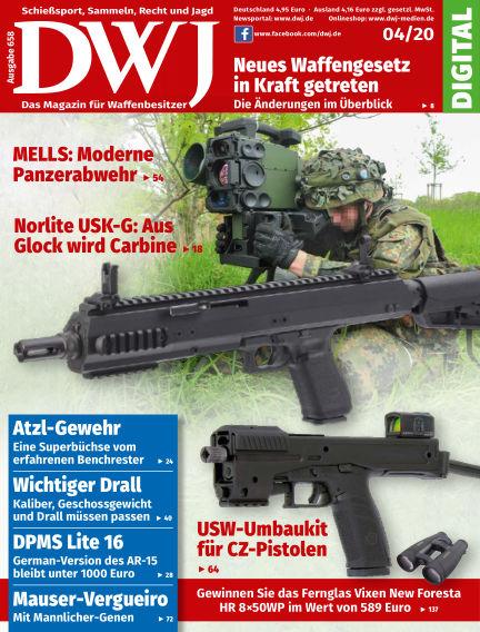 DWJ - Das Magazin für Waffenbesitzer March 25, 2020 00:00
