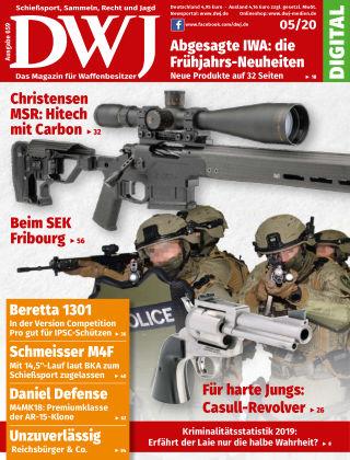 DWJ - Das Magazin für Waffenbesitzer 05/2020