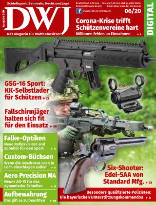 DWJ - Magazin für Waffenbesitzer 06/2020