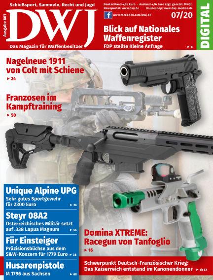 DWJ - Das Magazin für Waffenbesitzer June 24, 2020 00:00