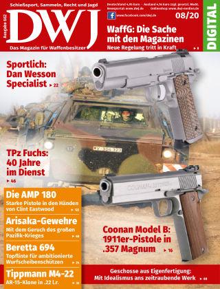 DWJ - Das Magazin für Waffenbesitzer 08/2020