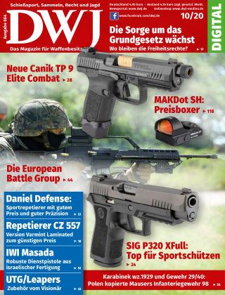 DWJ - Das Magazin für Waffenbesitzer 10/2020