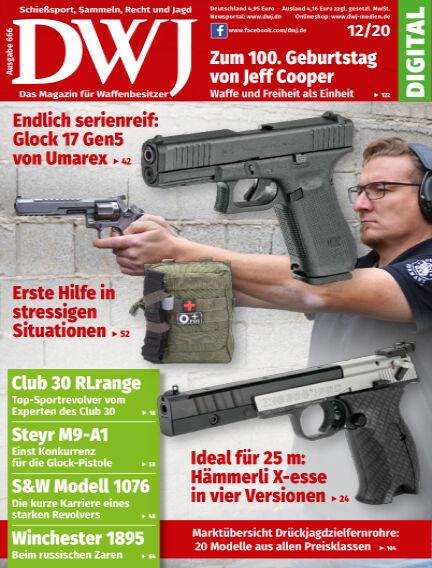DWJ - Das Magazin für Waffenbesitzer November 25, 2020 00:00