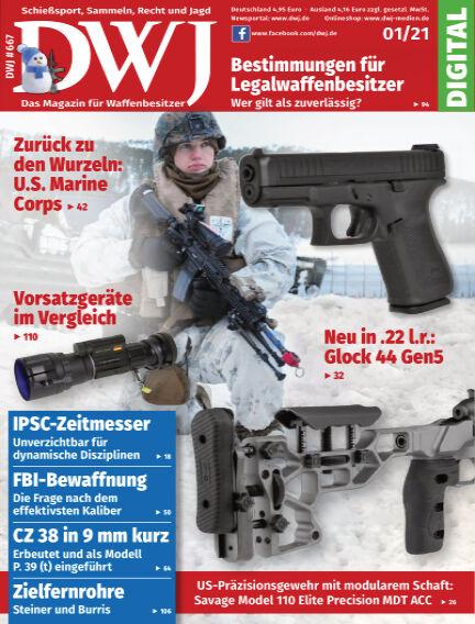 DWJ - Das Magazin für Waffenbesitzer December 23, 2020 00:00