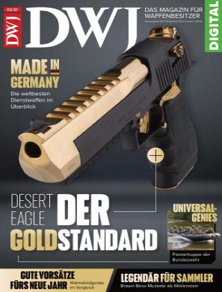 DWJ - Das Magazin für Waffenbesitzer 02/2021