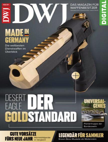 DWJ - Das Magazin für Waffenbesitzer January 27, 2021 00:00