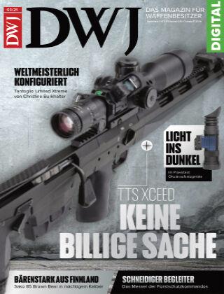 DWJ - Das Magazin für Waffenbesitzer 03/2021