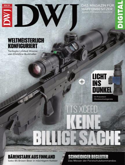 DWJ - Das Magazin für Waffenbesitzer February 24, 2021 00:00