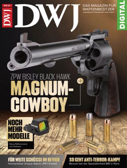 DWJ - Das Magazin für Waffenbesitzer March 31, 2021 00:00