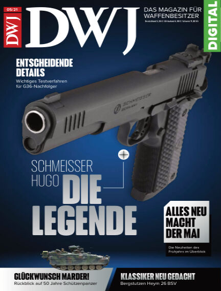 DWJ - Das Magazin für Waffenbesitzer April 28, 2021 00:00
