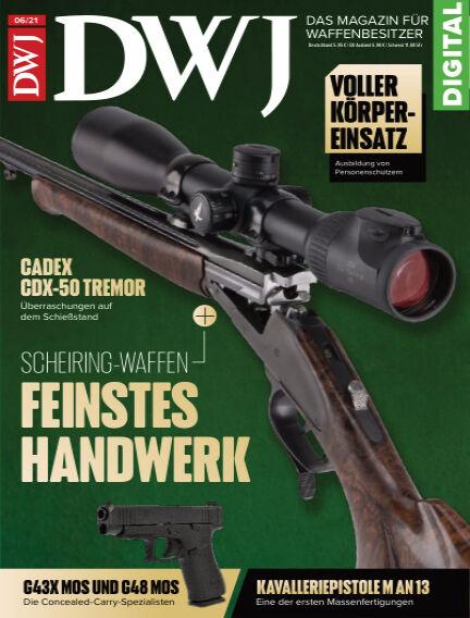 DWJ - Das Magazin für Waffenbesitzer May 26, 2021 00:00