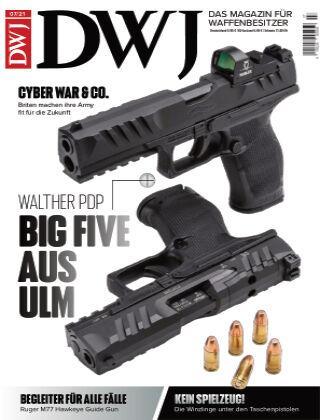 DWJ - Das Magazin für Waffenbesitzer 07/2021