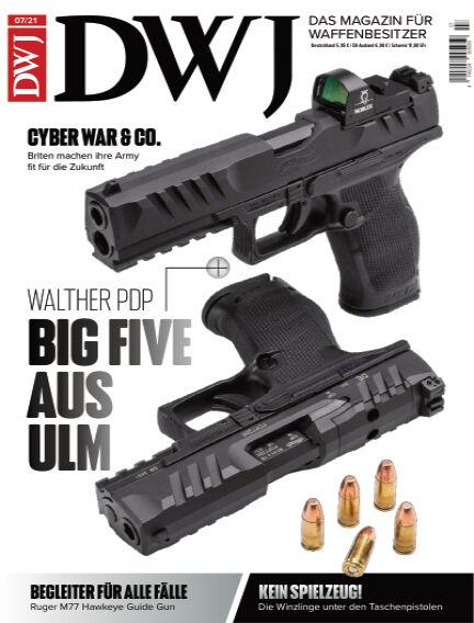 DWJ - Das Magazin für Waffenbesitzer June 30, 2021 00:00
