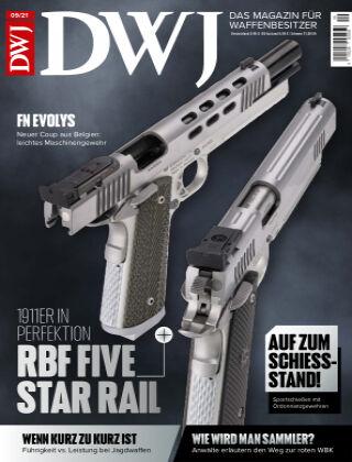 DWJ - Das Magazin für Waffenbesitzer 09/2021