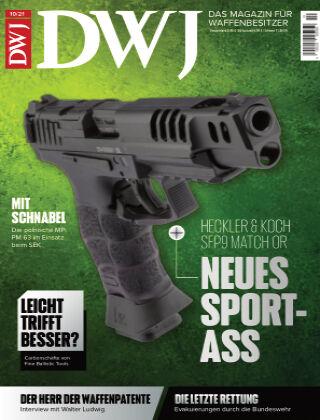 DWJ - Das Magazin für Waffenbesitzer 10/2021