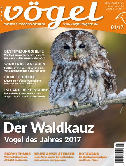 VÖGEL - Magazin für Vogelbeobachtung December 02, 2016 00:00