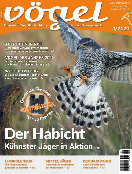 VÖGEL - Magazin für Vogelbeobachtung December 06, 2019 00:00