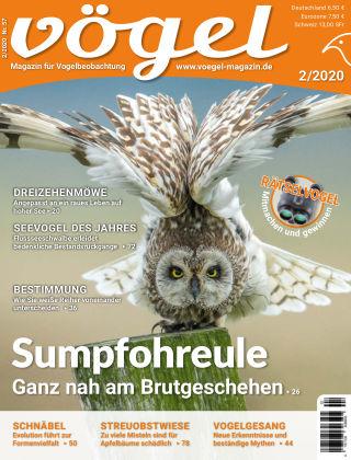 VÖGEL - Magazin für Vogelbeobachtung 02/2020