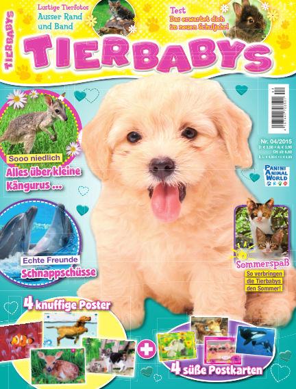 TIERBABYS (eingestellt) July 30, 2015 00:00