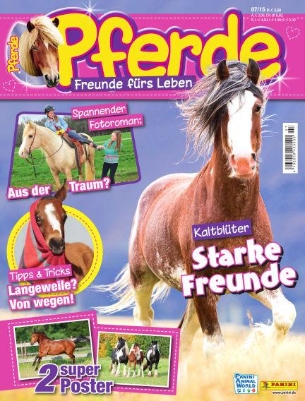 Pferde - Freunde fürs Leben (eingestellt) October 08, 2015 00:00