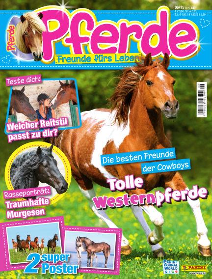 Pferde - Freunde fürs Leben (eingestellt) August 15, 2015 00:00