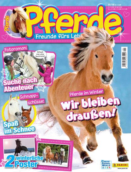 Pferde - Freunde fürs Leben (eingestellt) January 07, 2016 00:00