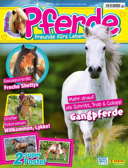 Pferde - Freunde fürs Leben (eingestellt) February 04, 2016 00:00