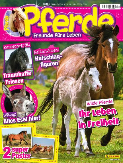 Pferde - Freunde fürs Leben (eingestellt) September 01, 2016 00:00