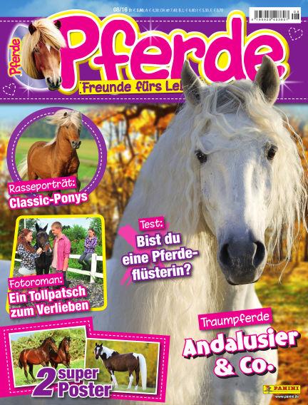 Pferde - Freunde fürs Leben (eingestellt) October 13, 2016 00:00