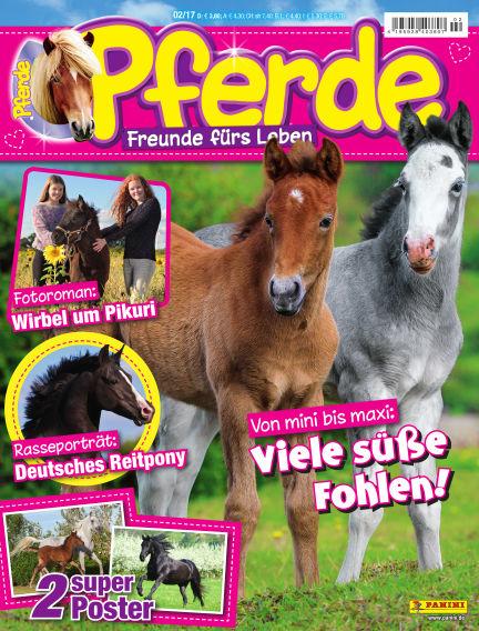 Pferde - Freunde fürs Leben (eingestellt) March 16, 2017 00:00