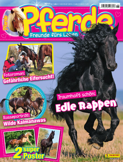 Pferde - Freunde fürs Leben (eingestellt) October 26, 2017 00:00