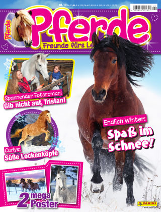 Pferde - Freunde fürs Leben (eingestellt) 01 18