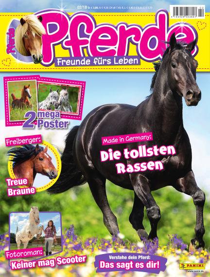 Pferde - Freunde fürs Leben (eingestellt) February 15, 2018 00:00