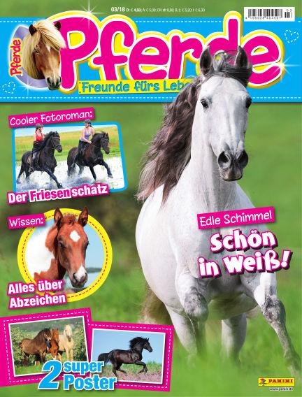 Pferde - Freunde fürs Leben (eingestellt) April 12, 2018 00:00