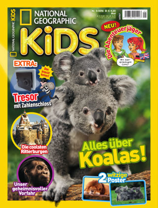 National Geographic KiDS 05/16