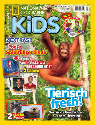 National Geographic KiDS 06/16