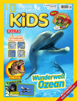 National Geographic KiDS 09/16