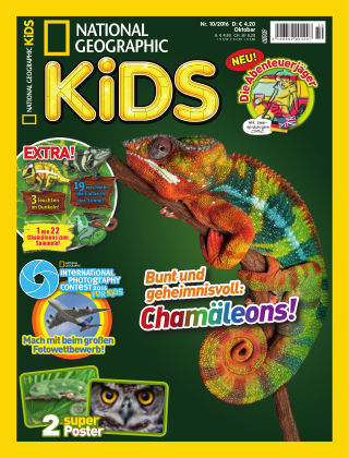 National Geographic KiDS 10/16