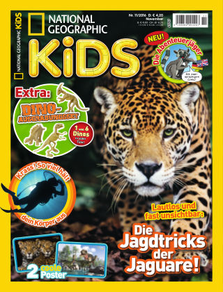 National Geographic KiDS 11/16