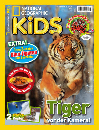 National Geographic KiDS 03/17