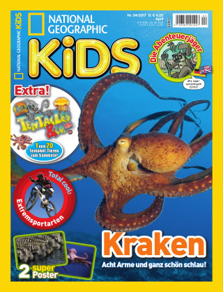 National Geographic KiDS 04/17