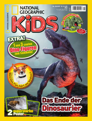 National Geographic KiDS 05/17
