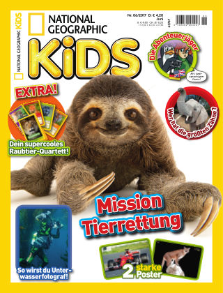National Geographic KiDS 06/17