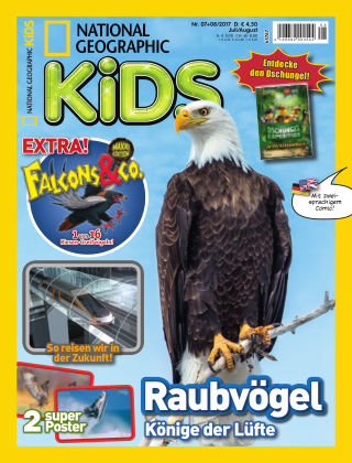 National Geographic KiDS 0708/17
